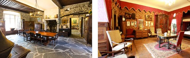 château montfleury, avressieux, tourisme, savoie, 73