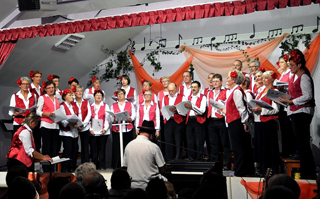 chorale si l'on chantait, avressieux, vie associative, associations, 73240