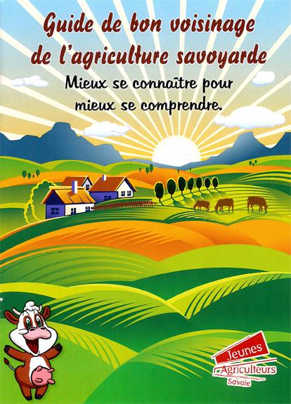 Consultez le Guide de bon voisinage de l'agriculture savoyarde, Avressieux, pdf