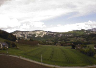 Vue par drone, Avressieux
