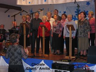 Chorale Chant'amitié
