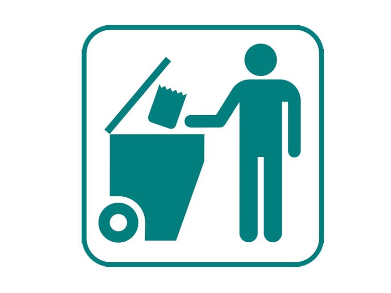 Rétablissement collecte hebdomadaire ordures ménagères