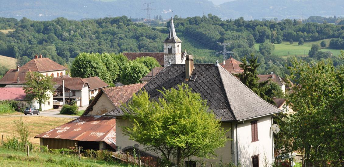 Village d'Avressieux