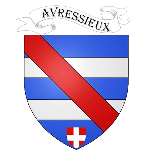 Avressieux en Savoie - Écusson