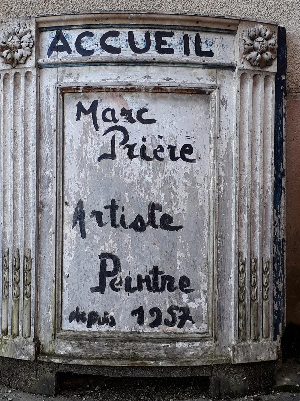 Marc Prière Peintre
