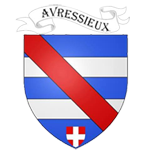 Logo écusson Avressieux en Savoie, 73240