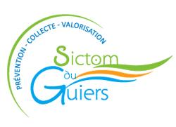 Ordures ménagères et déchets : logo SICTOM DU GUIERS