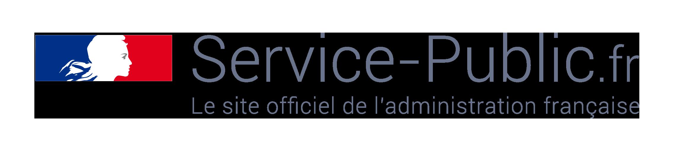 Démarches administratives : logo service public